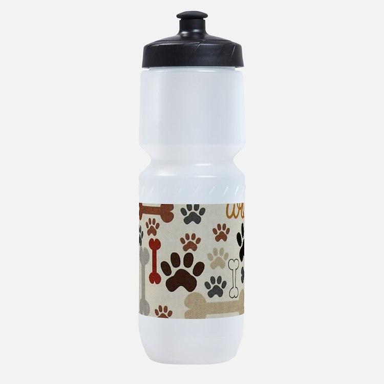 Cute Paw Sports Bottle
