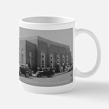 Visalia Post Office 1940's Mugs