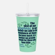 Progress Roosevelt Quo Acrylic Double-wall Tumbler