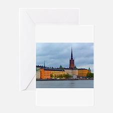 Stockholm Greeting Cards