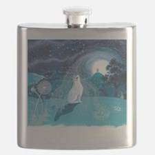 Unique Hare Flask