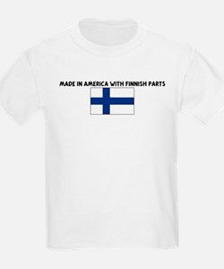 MADE IN AMERICA WITH FINNISH  T-Shirt