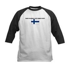 MADE IN AMERICA WITH FINNISH  Tee