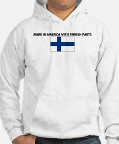MADE IN AMERICA WITH FINNISH Hoodie