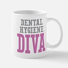 Dental Hygiene DIVA Mugs