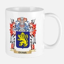 Evans Coat of Arms - Family Crest Mugs