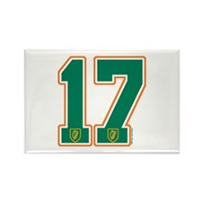 IE Ireland(Eire/Erin) Hockey 17 Rectangle Magnet
