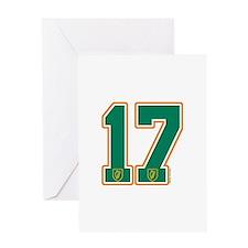 IE Ireland(Eire/Erin) Hockey 17 Greeting Card