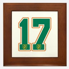 IE Ireland(Eire/Erin) Hockey 17 Framed Tile