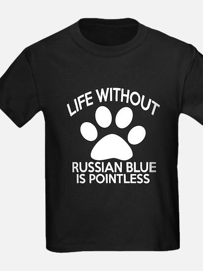 Life Without Russian Blue Cat De T