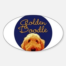 Golden Doodle Decal