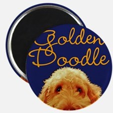 Golden Doodle Magnets