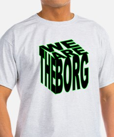 We are the Borg T-Shirt