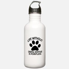 Life Without Oriental Water Bottle