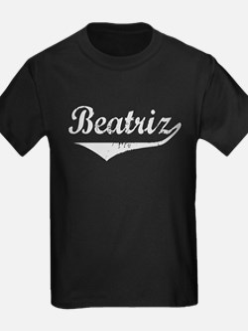 Beatriz Vintage (Silver) T