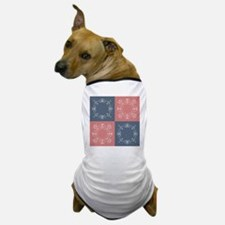 Chain mail Dog T-Shirt
