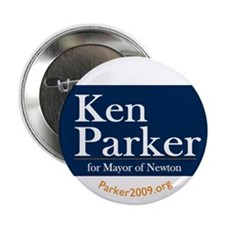 "Parker for Mayor 2.25"" Button (100 pack)"