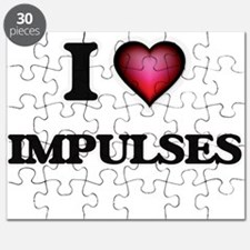 I Love Impulses Puzzle