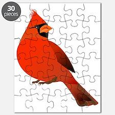 Cute Cardinal Puzzle