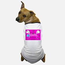 pink ouija Dog T-Shirt