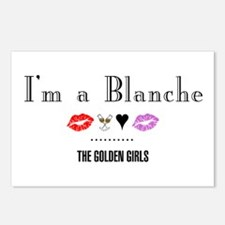 I'm A Blanche Postcards (Package of 8)