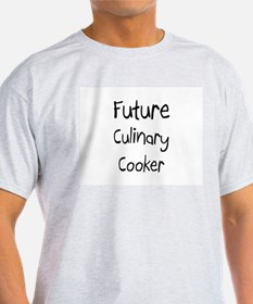 Future Culinary Cooker T-Shirt
