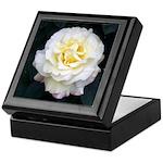 Gorgeous Garden Party Rose Keepsake Box
