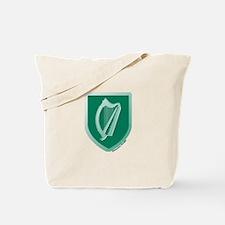 IE Gaelic Harp Emerald Ireland/Eire Tote Bag