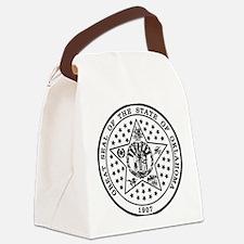 Unique Solomon Canvas Lunch Bag
