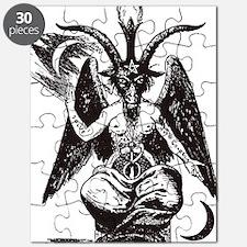 Cool Baphomet Puzzle