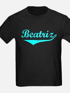 Beatriz Vintage (Lt Bl) T