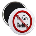 No Ex-Gay Bashing magnet