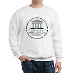 Online Paper Airplane Museum Sweatshirt