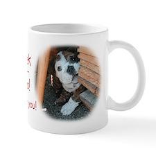 Peek-a-boo! Mug