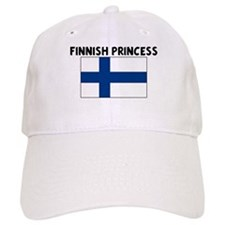 FINNISH PRINCESS Baseball Cap