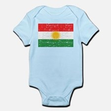 Kurdish Flag designs Body Suit