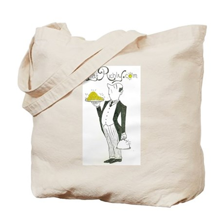 Eat Richly Tote Bag