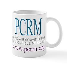 PCRM Logo Mug