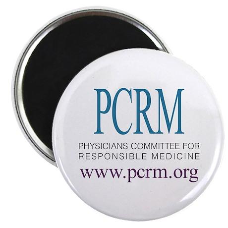 PCRM Logo Magnet