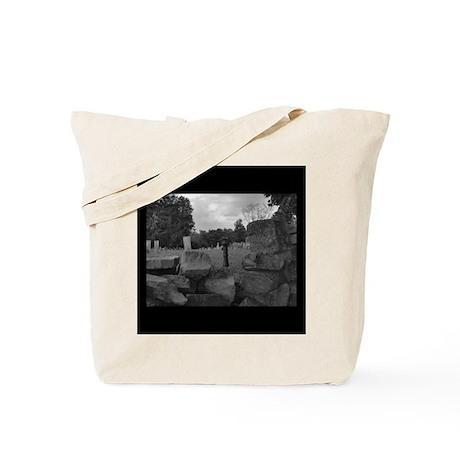 Cemetery Spicket Tote Bag