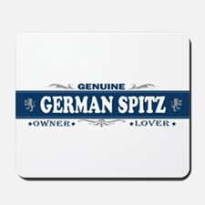 GERMAN SPITZ Mousepad