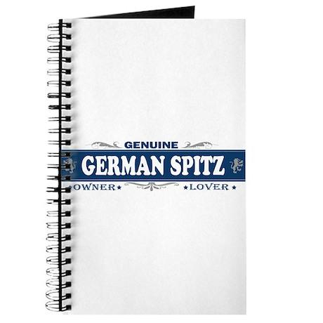 GERMAN SPITZ Journal