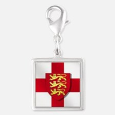 England Three Lions Flag Charms