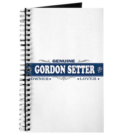 GORDON SETTER Journal