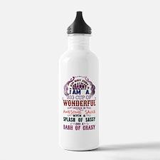I am not just a Grammy Water Bottle