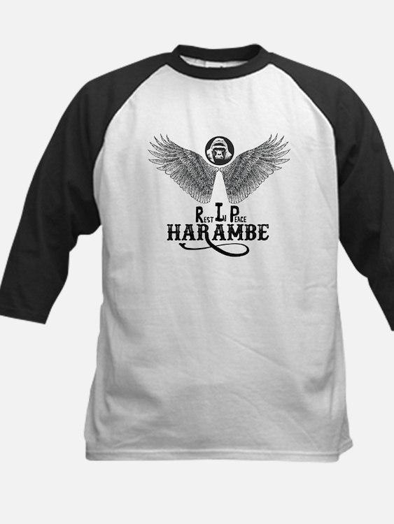 R.I.P. HARAMBE Baseball Jersey