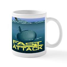 Fast Attack Mug