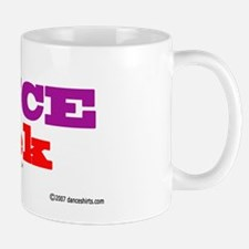 Dance Geek Purple Mug