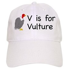 V is for Vulture Hat