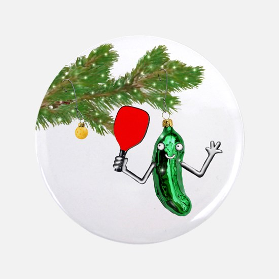Pickleball Holiday Gifts Button